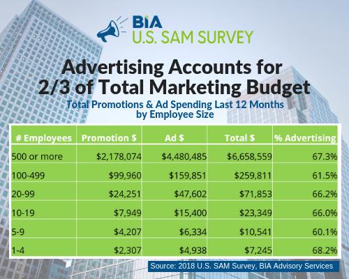 Advertising Total Marketing Budget
