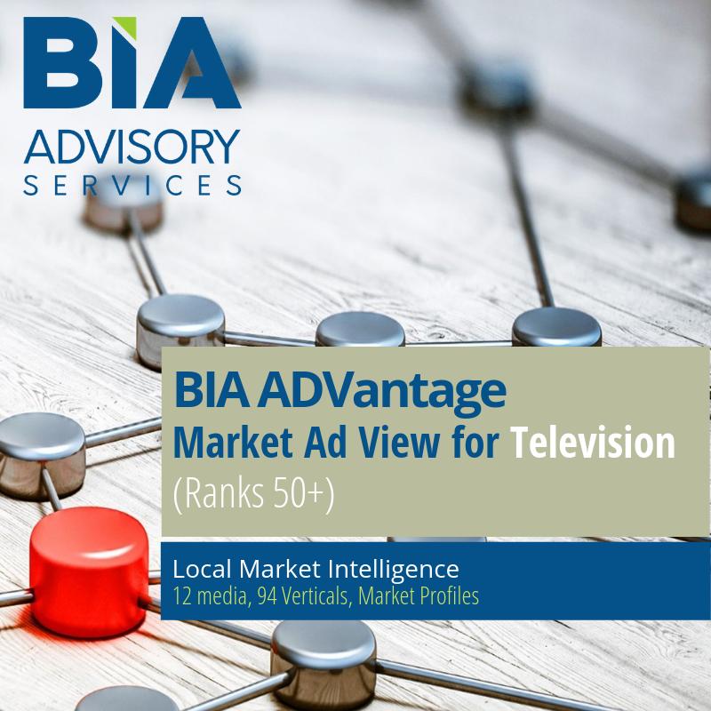 Market Ad View TV 50